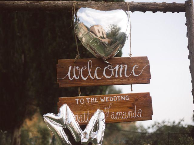 La boda de Matt y Amanda en Estanyol, Girona 6