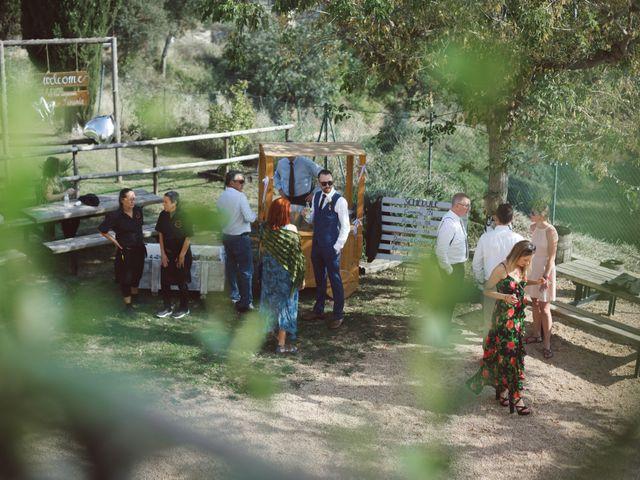 La boda de Matt y Amanda en Estanyol, Girona 19