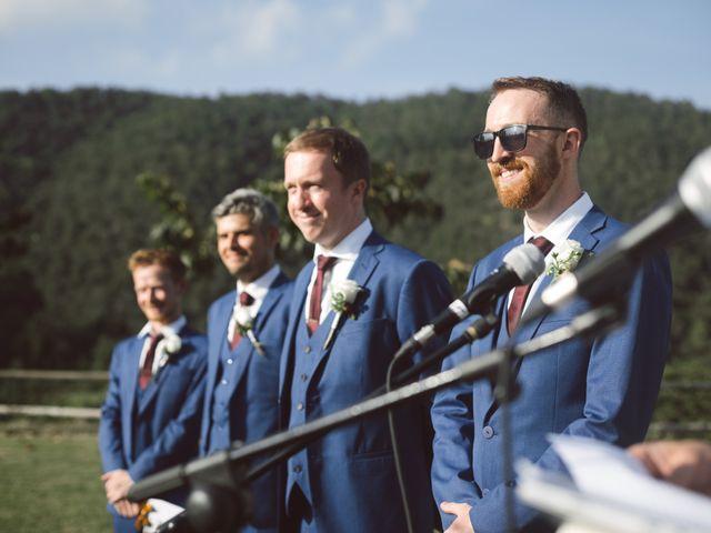 La boda de Matt y Amanda en Estanyol, Girona 31
