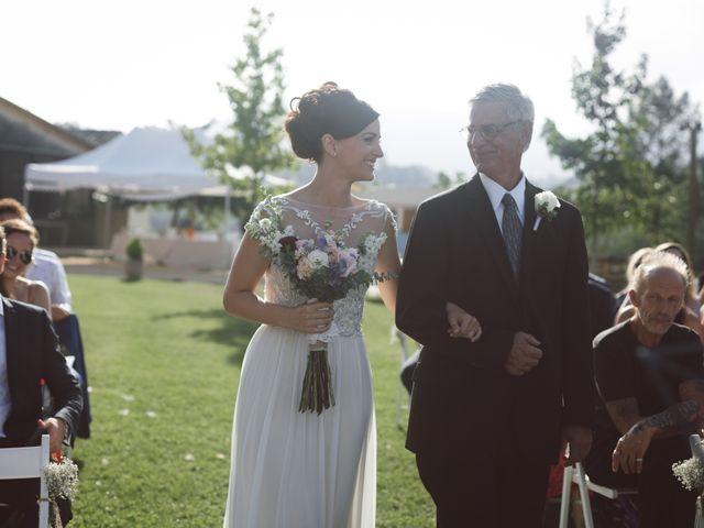 La boda de Matt y Amanda en Estanyol, Girona 32