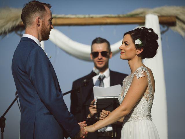 La boda de Matt y Amanda en Estanyol, Girona 35