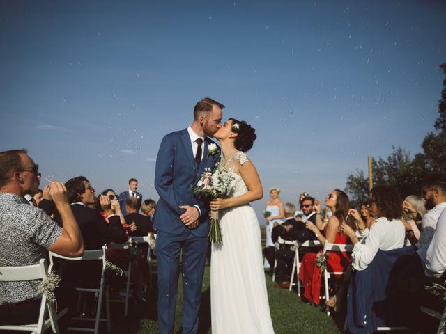 La boda de Matt y Amanda en Estanyol, Girona 36