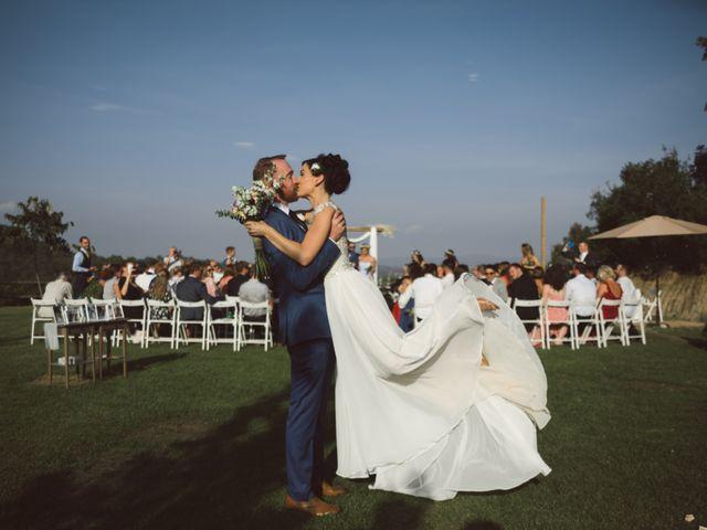 La boda de Matt y Amanda en Estanyol, Girona 37