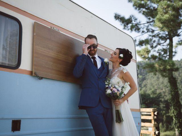 La boda de Amanda y Matt