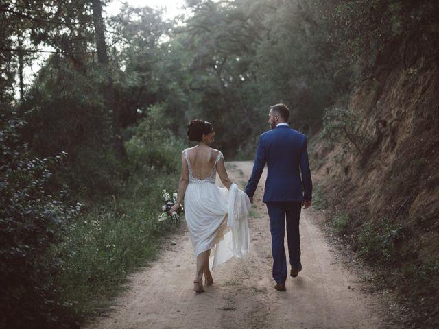 La boda de Matt y Amanda en Estanyol, Girona 47
