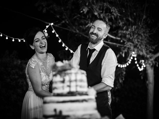 La boda de Matt y Amanda en Estanyol, Girona 56