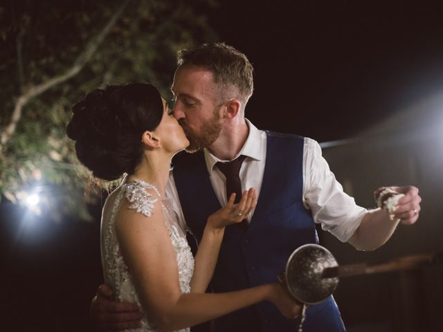 La boda de Matt y Amanda en Estanyol, Girona 57