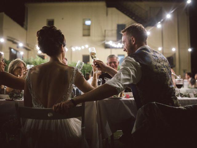 La boda de Matt y Amanda en Estanyol, Girona 59