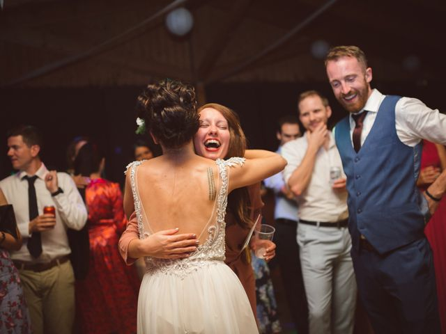 La boda de Matt y Amanda en Estanyol, Girona 61