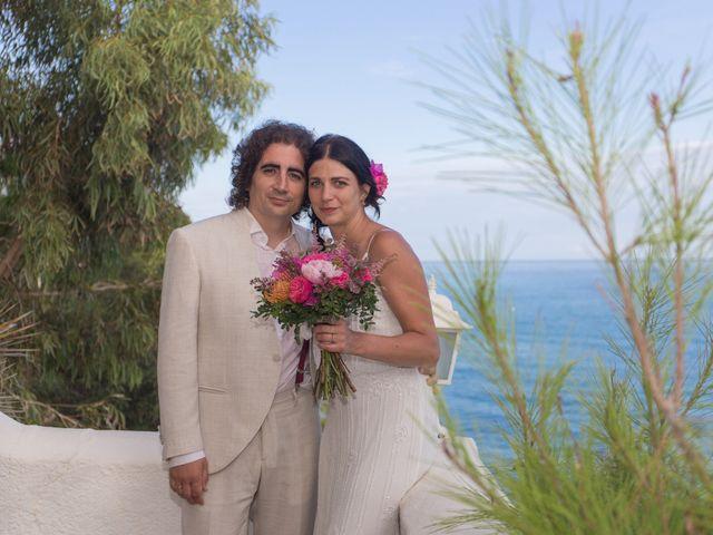 La boda de Alejandro y Johanna en La/villajoyosa Vila Joiosa, Alicante 22