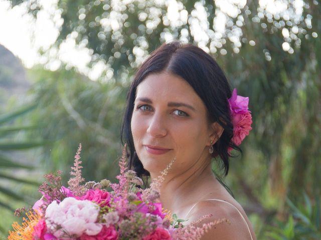 La boda de Alejandro y Johanna en La/villajoyosa Vila Joiosa, Alicante 23