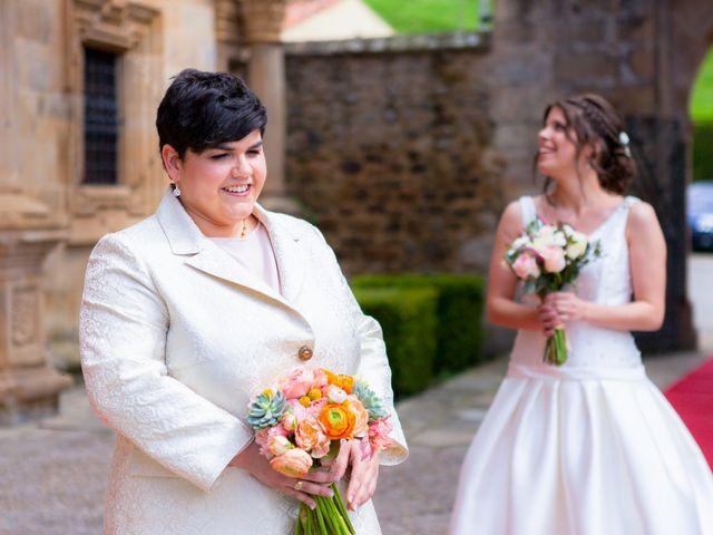 La boda de Oihane y Amaia en Villacarriedo, Cantabria 15
