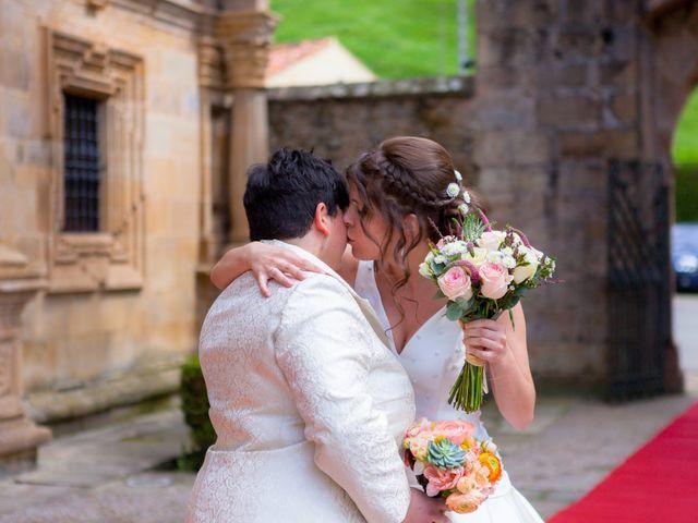 La boda de Oihane y Amaia en Villacarriedo, Cantabria 17