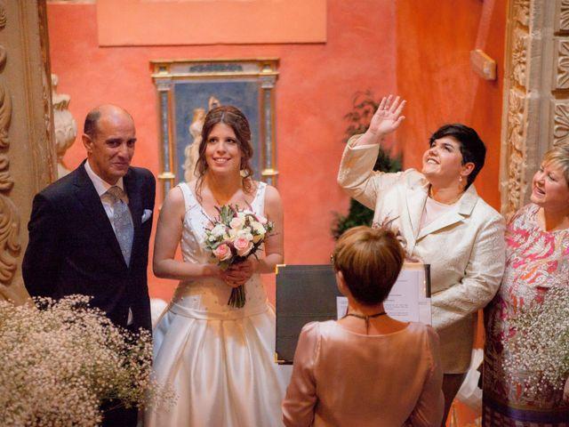 La boda de Oihane y Amaia en Villacarriedo, Cantabria 19