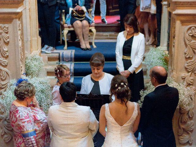 La boda de Oihane y Amaia en Villacarriedo, Cantabria 23