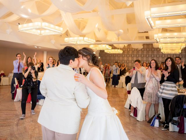 La boda de Oihane y Amaia en Villacarriedo, Cantabria 37