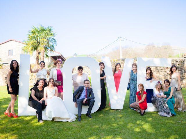 La boda de Oihane y Amaia en Villacarriedo, Cantabria 41