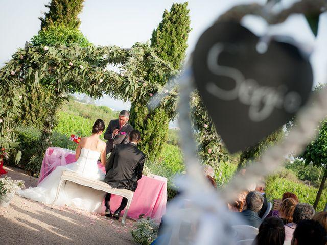 La boda de Sergio y Verónica en Vila-seca, Tarragona 29