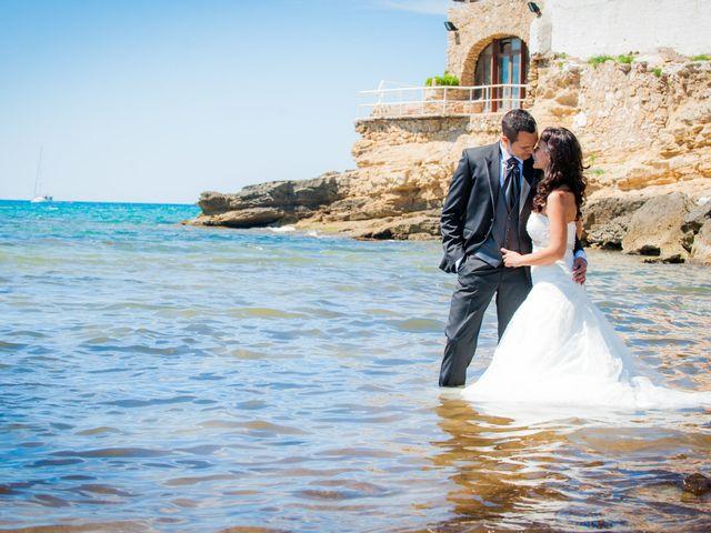 La boda de Sergio y Verónica en Vila-seca, Tarragona 62