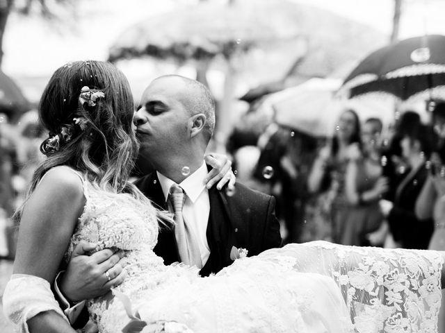 La boda de Luique y Mayca en Castalla, Alicante 1