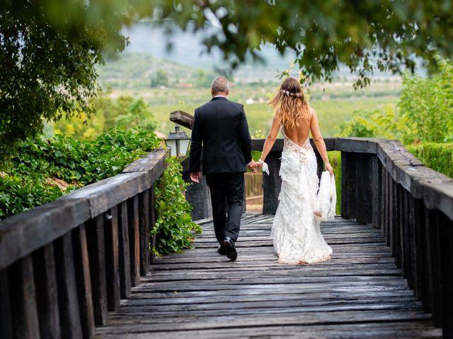 La boda de Luique y Mayca en Castalla, Alicante 28