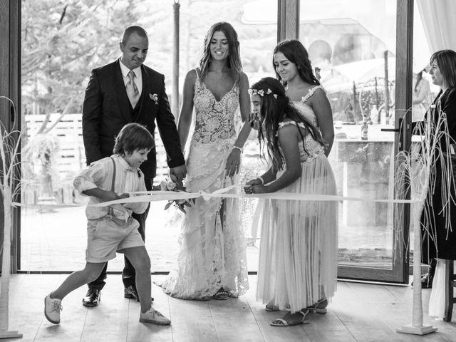 La boda de Luique y Mayca en Castalla, Alicante 31