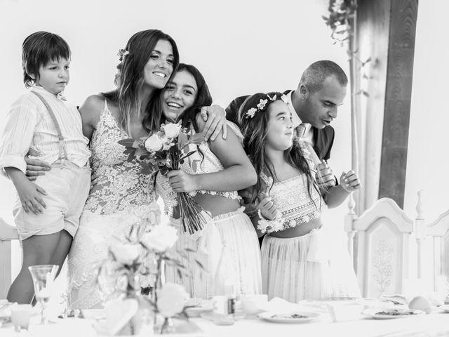 La boda de Luique y Mayca en Castalla, Alicante 33