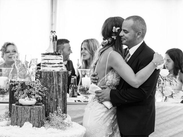 La boda de Luique y Mayca en Castalla, Alicante 35
