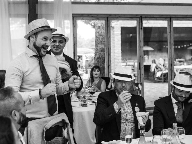 La boda de Luique y Mayca en Castalla, Alicante 37