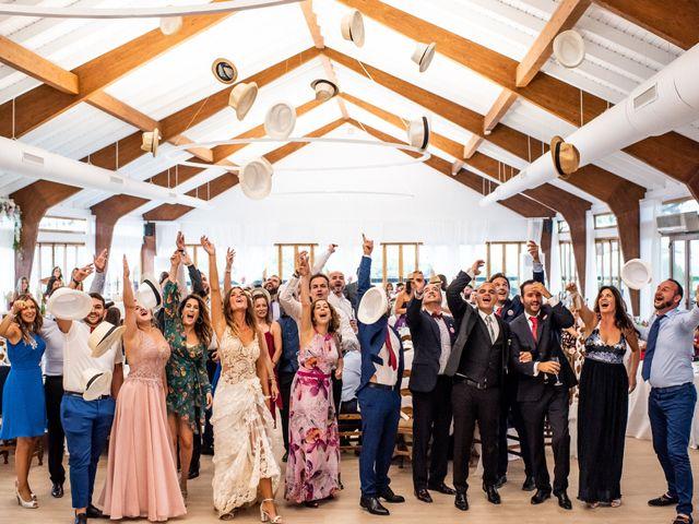 La boda de Luique y Mayca en Castalla, Alicante 38