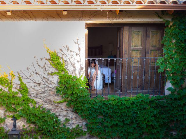 La boda de Eduardo y Miriam en Villar De La Encina, Cuenca 13