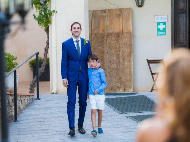 La boda de Eduardo y Miriam en Villar De La Encina, Cuenca 18