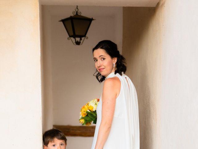 La boda de Eduardo y Miriam en Villar De La Encina, Cuenca 1
