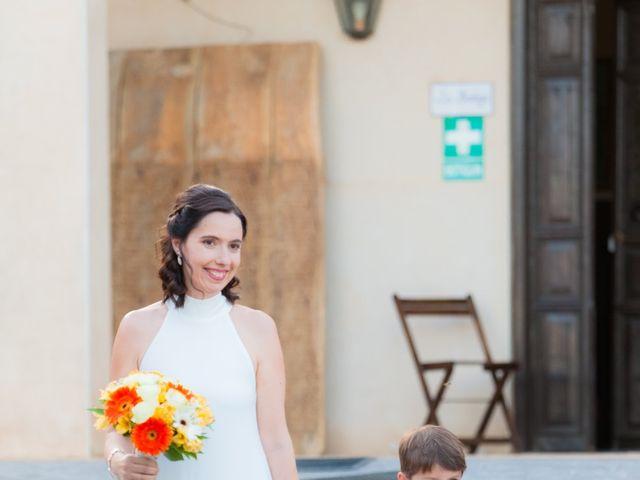 La boda de Eduardo y Miriam en Villar De La Encina, Cuenca 20