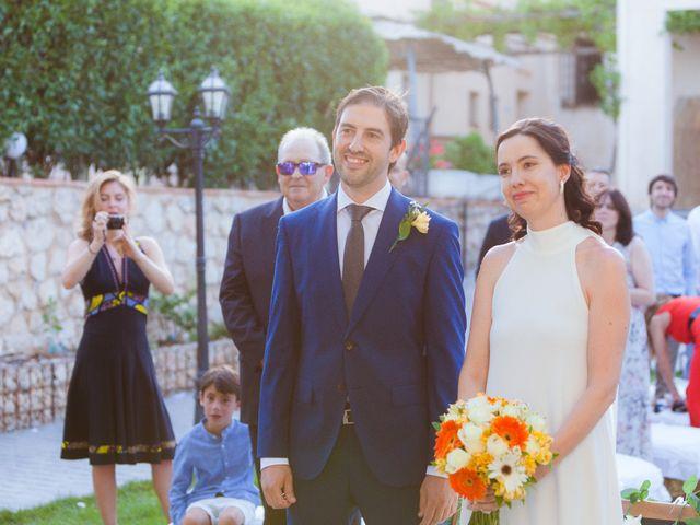 La boda de Eduardo y Miriam en Villar De La Encina, Cuenca 22
