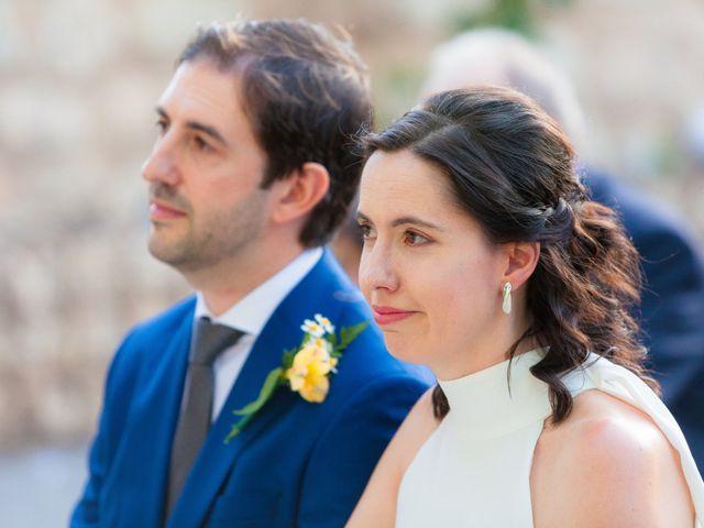 La boda de Eduardo y Miriam en Villar De La Encina, Cuenca 24