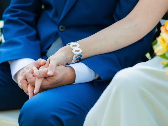 La boda de Eduardo y Miriam en Villar De La Encina, Cuenca 26