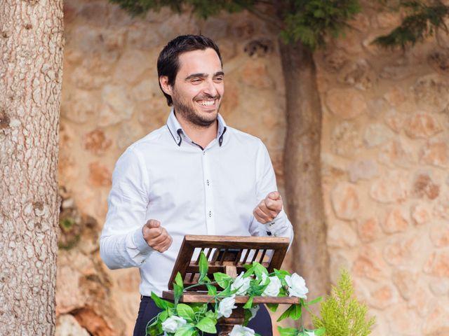 La boda de Eduardo y Miriam en Villar De La Encina, Cuenca 34