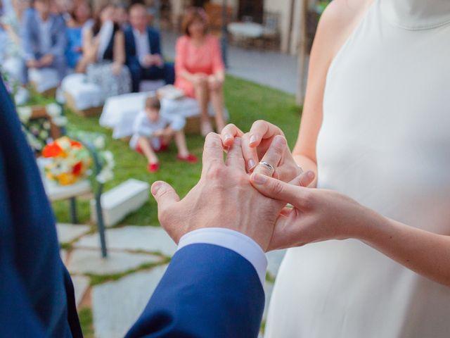 La boda de Eduardo y Miriam en Villar De La Encina, Cuenca 44