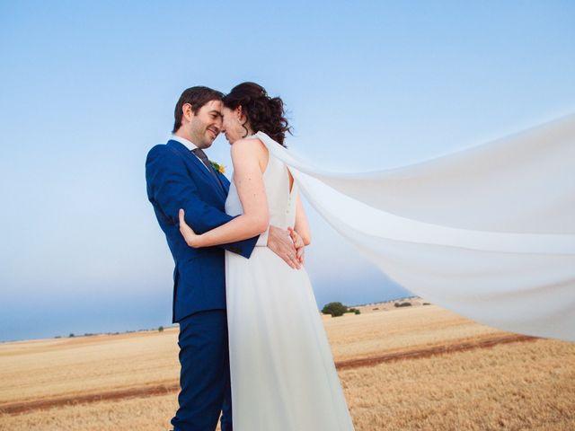 La boda de Eduardo y Miriam en Villar De La Encina, Cuenca 2