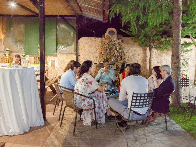 La boda de Eduardo y Miriam en Villar De La Encina, Cuenca 58