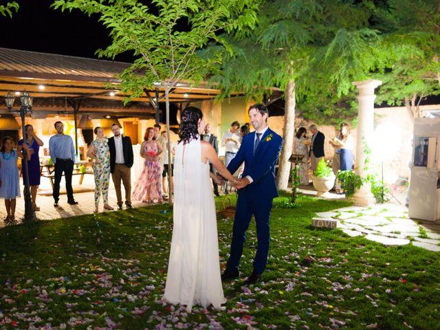 La boda de Eduardo y Miriam en Villar De La Encina, Cuenca 65