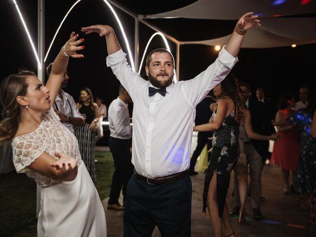 La boda de Juan Manuel y Carolina en La Torre De Esteban Hambran, Toledo 18