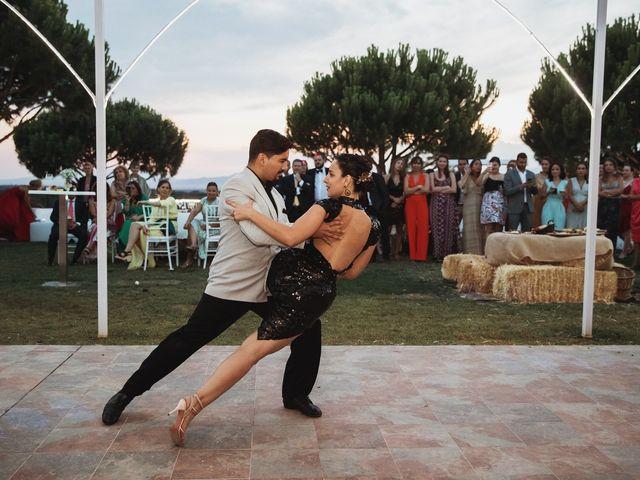 La boda de Juan Manuel y Carolina en La Torre De Esteban Hambran, Toledo 20