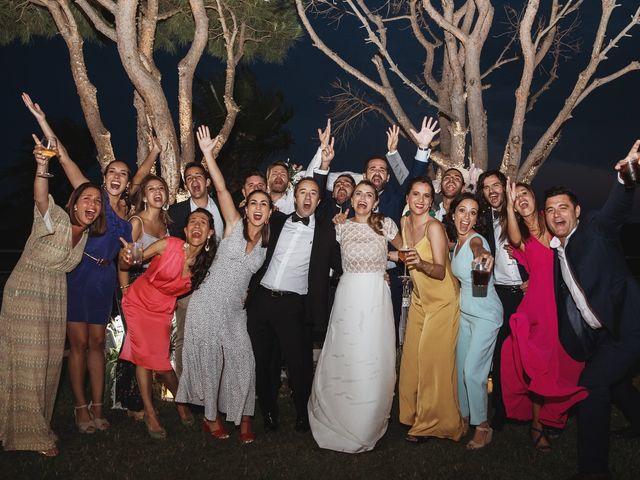 La boda de Juan Manuel y Carolina en La Torre De Esteban Hambran, Toledo 21