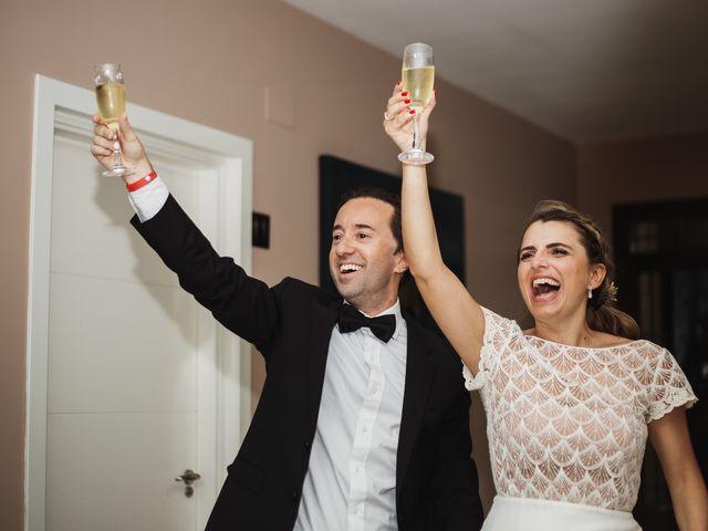 La boda de Juan Manuel y Carolina en La Torre De Esteban Hambran, Toledo 22