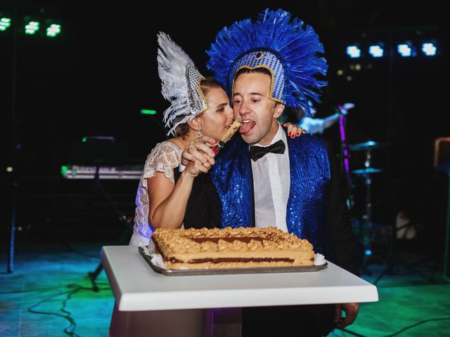 La boda de Juan Manuel y Carolina en La Torre De Esteban Hambran, Toledo 24