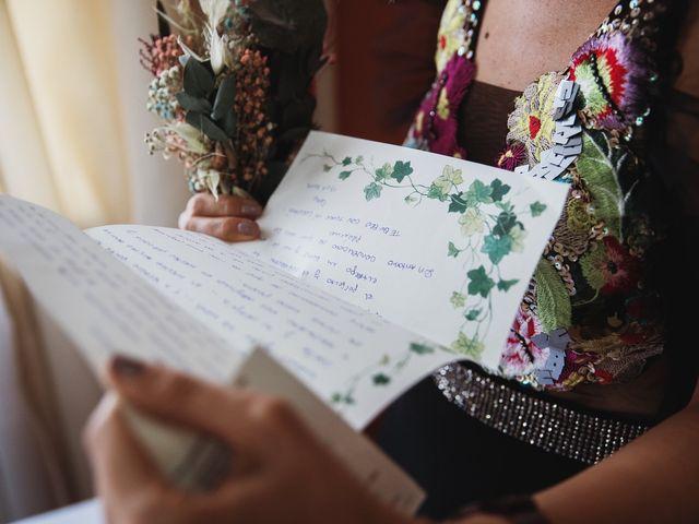 La boda de Juan Manuel y Carolina en La Torre De Esteban Hambran, Toledo 73