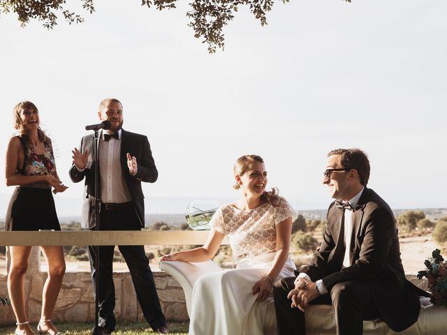 La boda de Juan Manuel y Carolina en La Torre De Esteban Hambran, Toledo 95