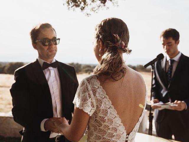La boda de Juan Manuel y Carolina en La Torre De Esteban Hambran, Toledo 101